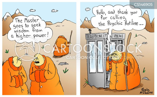 higher powers cartoon