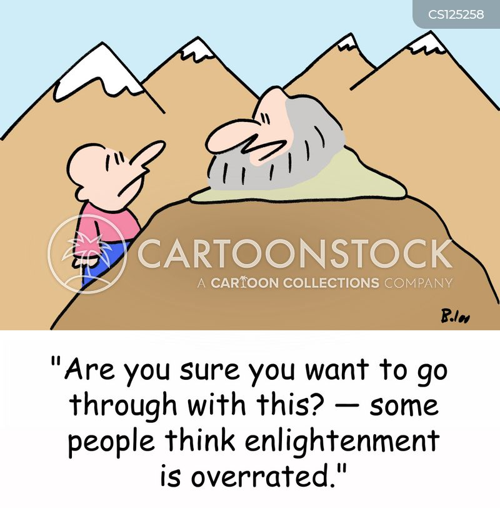 englightenments cartoon