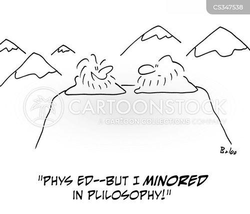 majored cartoon