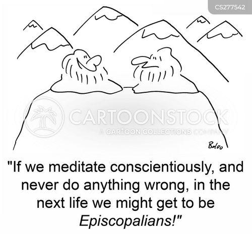 episcopalians cartoon
