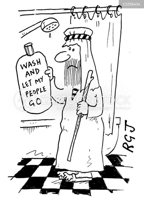 shampoos cartoon