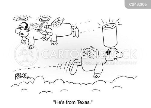 texans cartoon