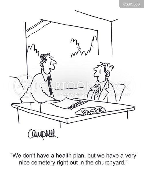 employee perk cartoon