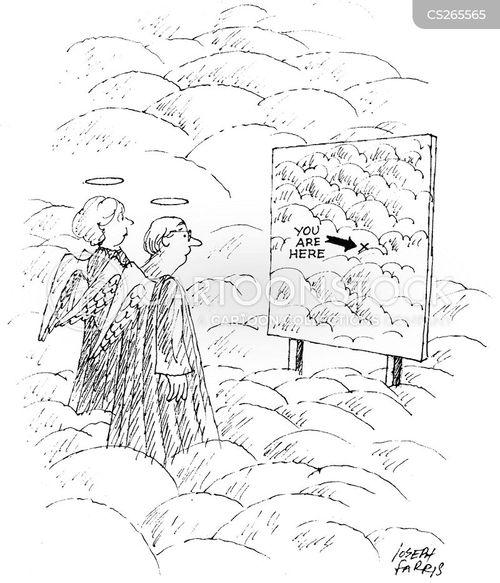 ascension cartoon