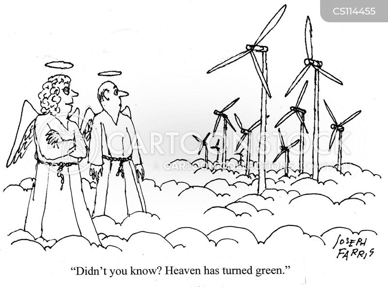 Windpark Cartoon, Windpark Cartoons, Windpark Bild, Windpark Bilder, Windpark Karikatur, Windpark Karikaturen, Windpark Illustration, Windpark Illustrationen, Windpark Witzzeichnung, Windpark Witzzeichnungen
