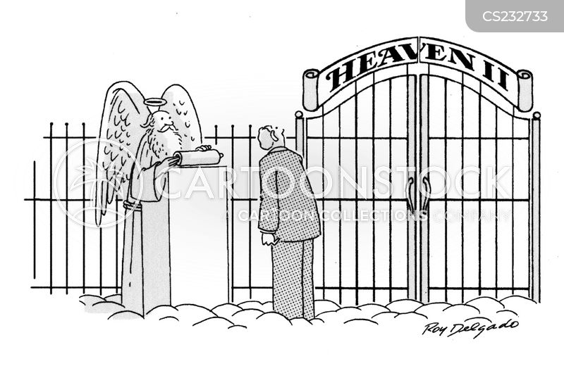 gateway cartoon