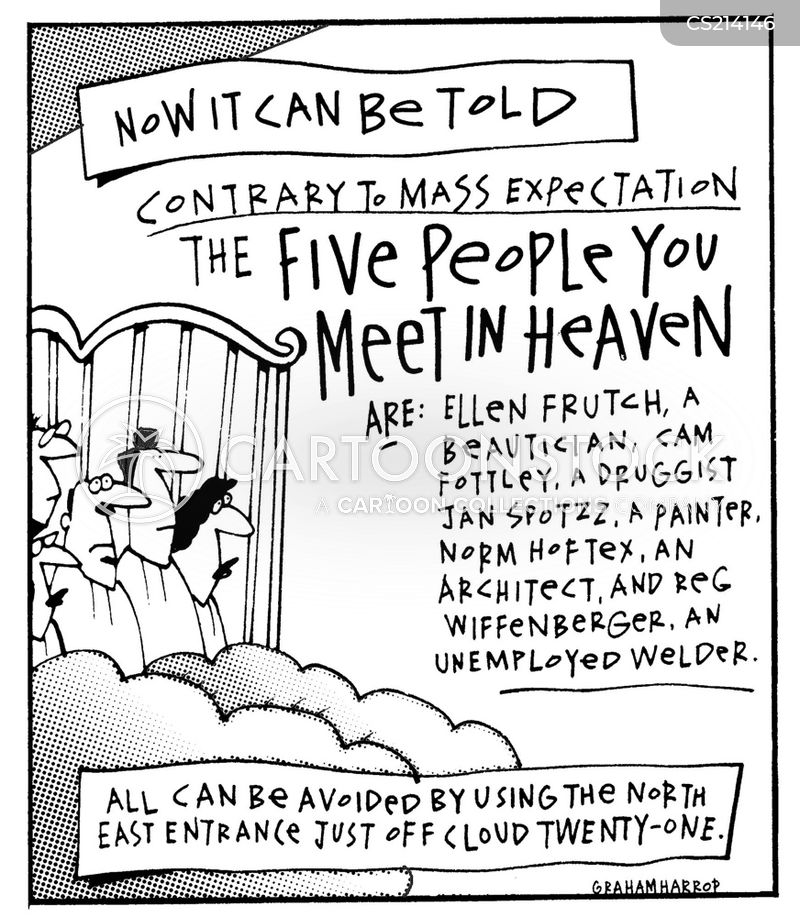 the five people you meet in heaven pdf download