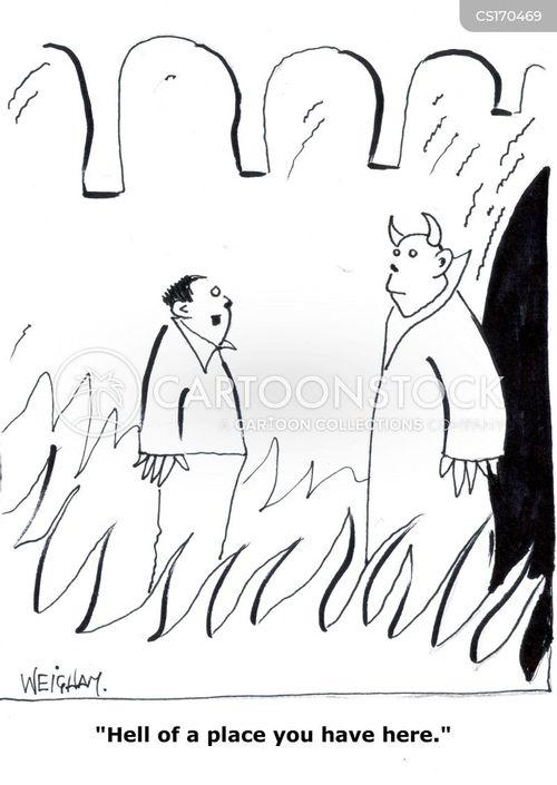 complimentary cartoon