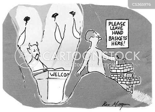 blazes cartoon