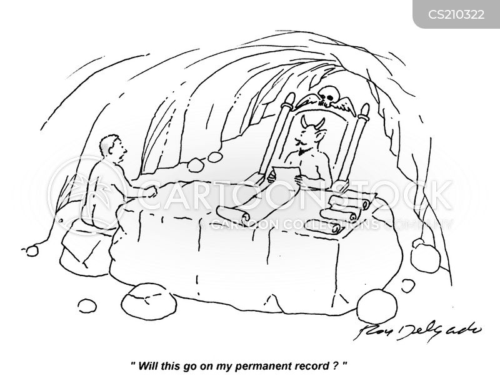 histories cartoon
