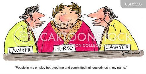 herod cartoon
