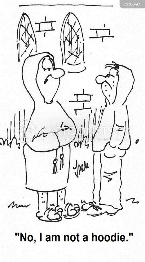 religious order cartoon