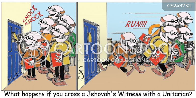 Jehovahs Witness Cartoons And Comics Funny Pictures From