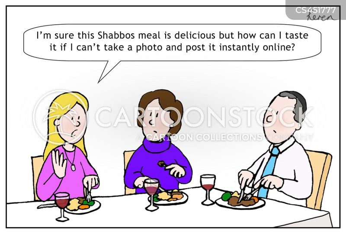 sabbath cartoon