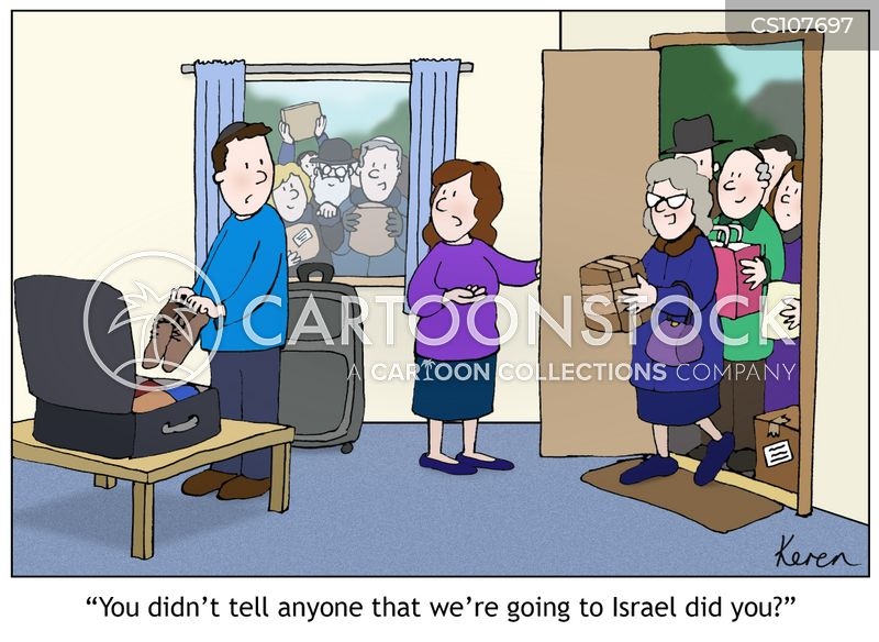 jewish family cartoon