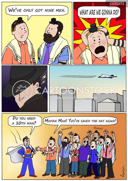 judiasm cartoon
