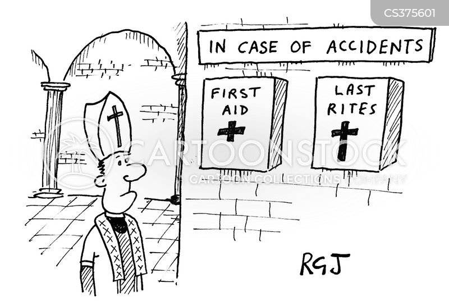 last rites cartoon