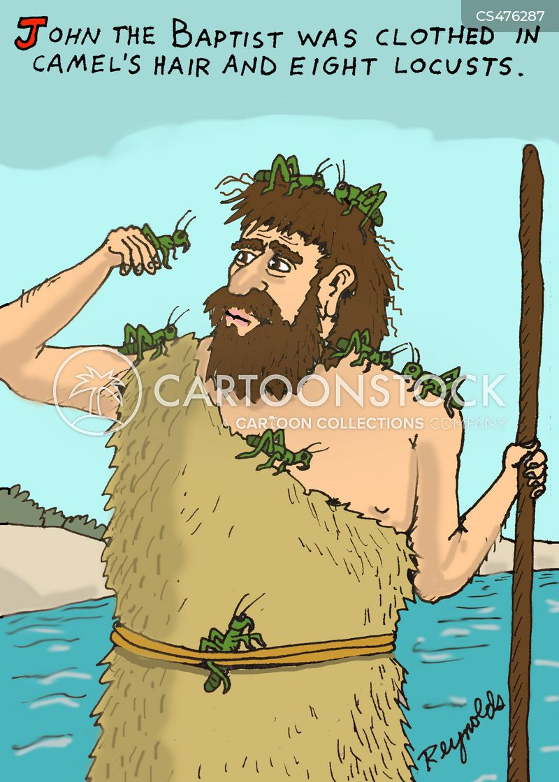 John The Baptist cartoons, John The Baptist cartoon, funny, John The Baptist picture, John The Baptist pictures, John The Baptist image, John The Baptist images, John The Baptist illustration, John The Baptist illustrations