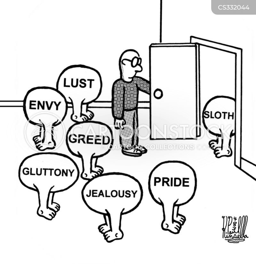 7 cartoon