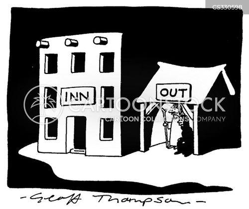 accomodation cartoon