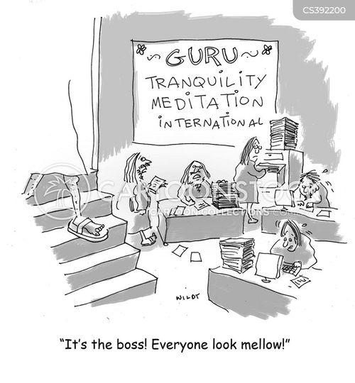 mellow cartoon