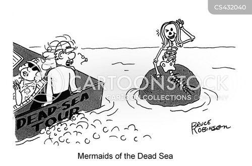 mermaids cartoon