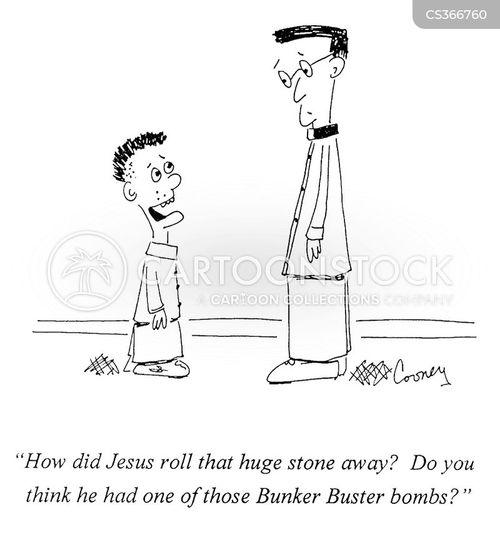 unknowledgeable cartoon