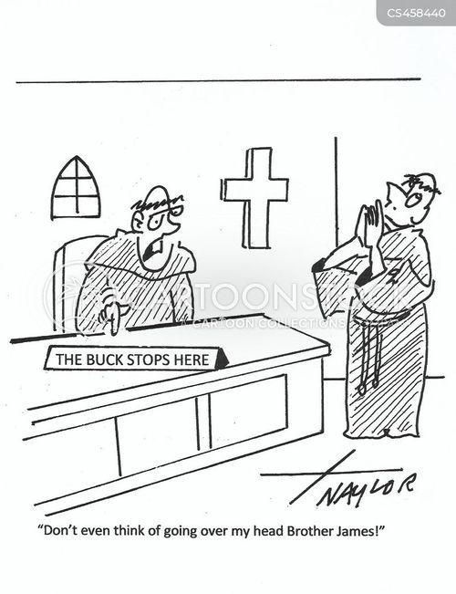 abbey cartoon