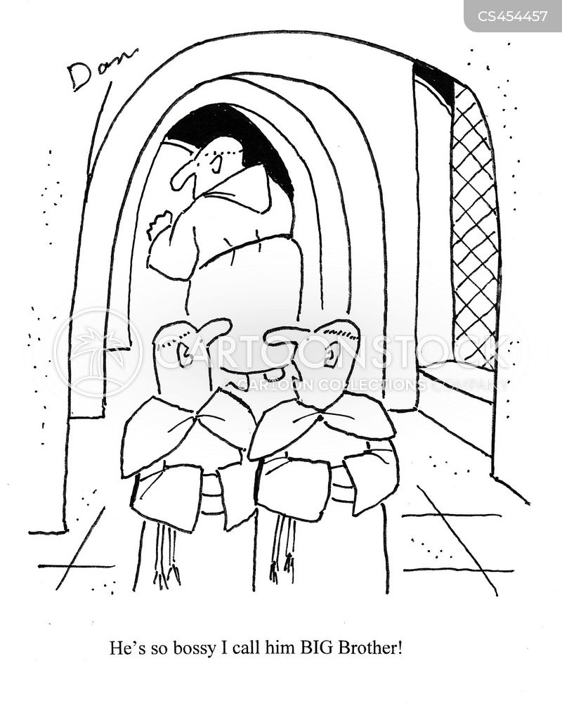 convent cartoon
