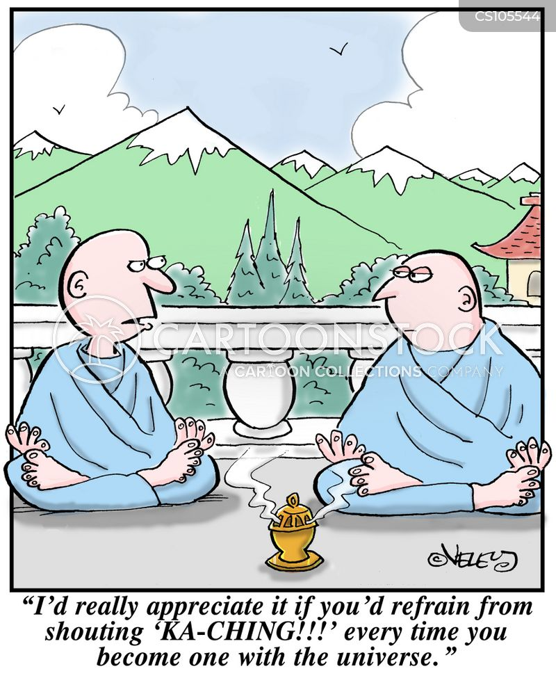 Monk cartoons, Monk cartoon, funny, Monk picture, Monk pictures, Monk image, Monk images, Monk illustration, Monk illustrations