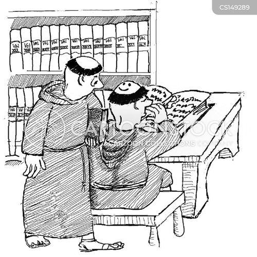 abbot cartoon