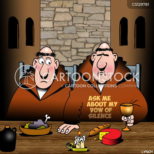 conversationalists cartoon