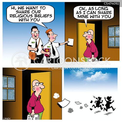 zealot cartoon