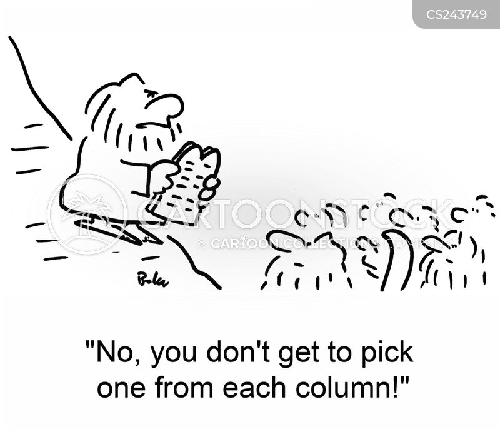 ten cartoon