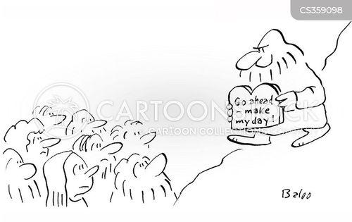 make my day cartoon