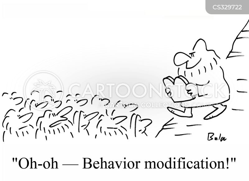 modification cartoon