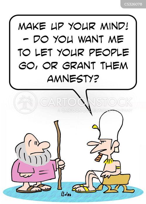 amnesty cartoon