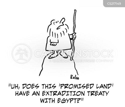 gods laws cartoon