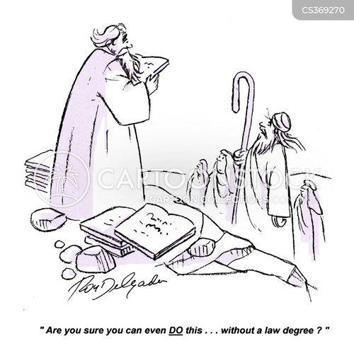 law degree cartoon