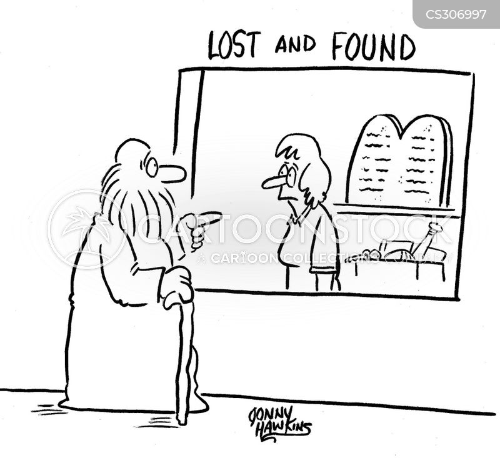 biblical times cartoon