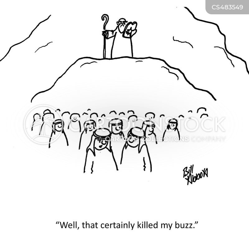 buzzkills cartoon