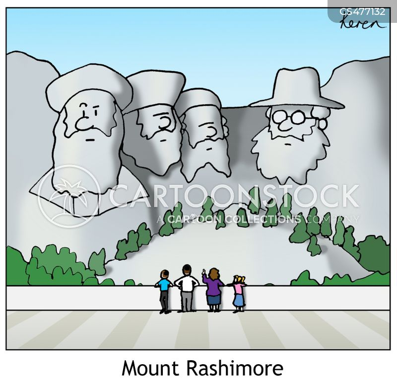 national monuments cartoon
