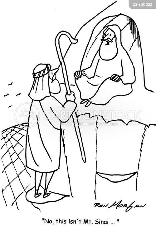 wisedom cartoon