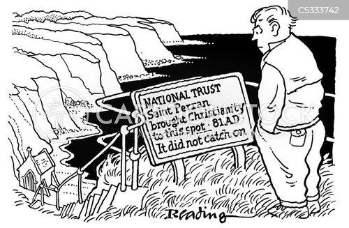 christiantiy cartoon