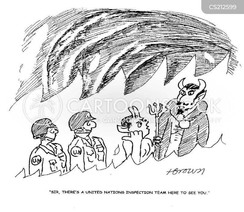 north atlantic treaty organization cartoon