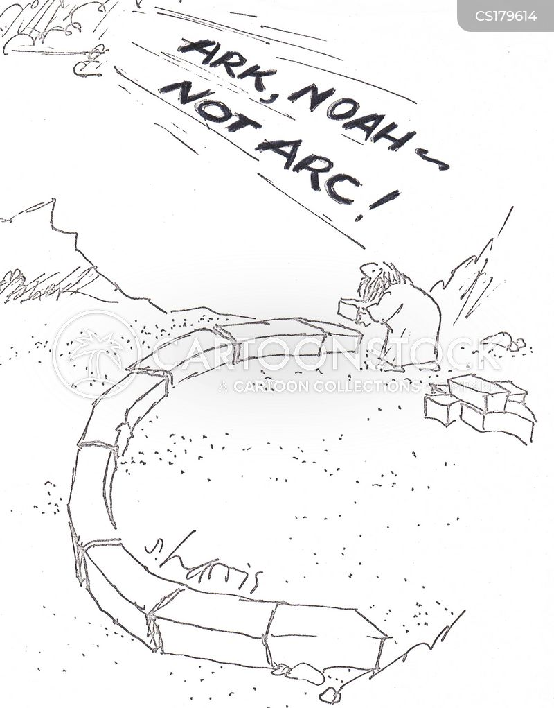 arc cartoon