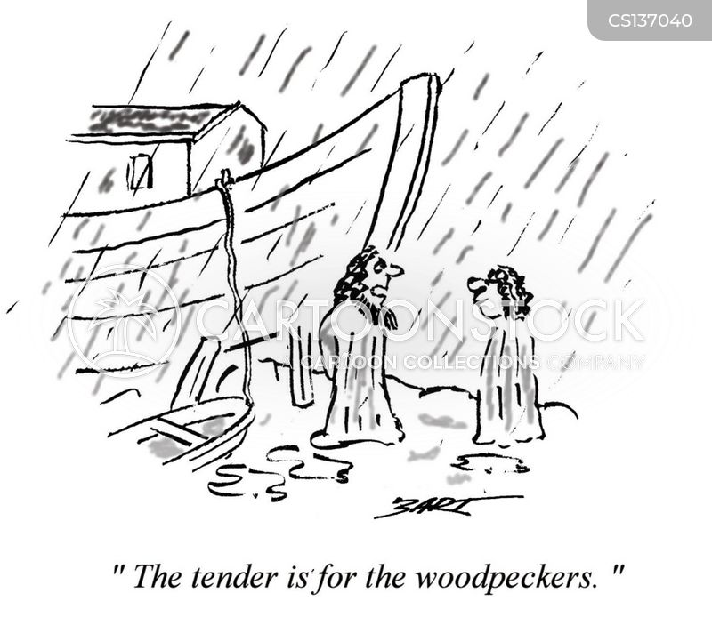 tender cartoon