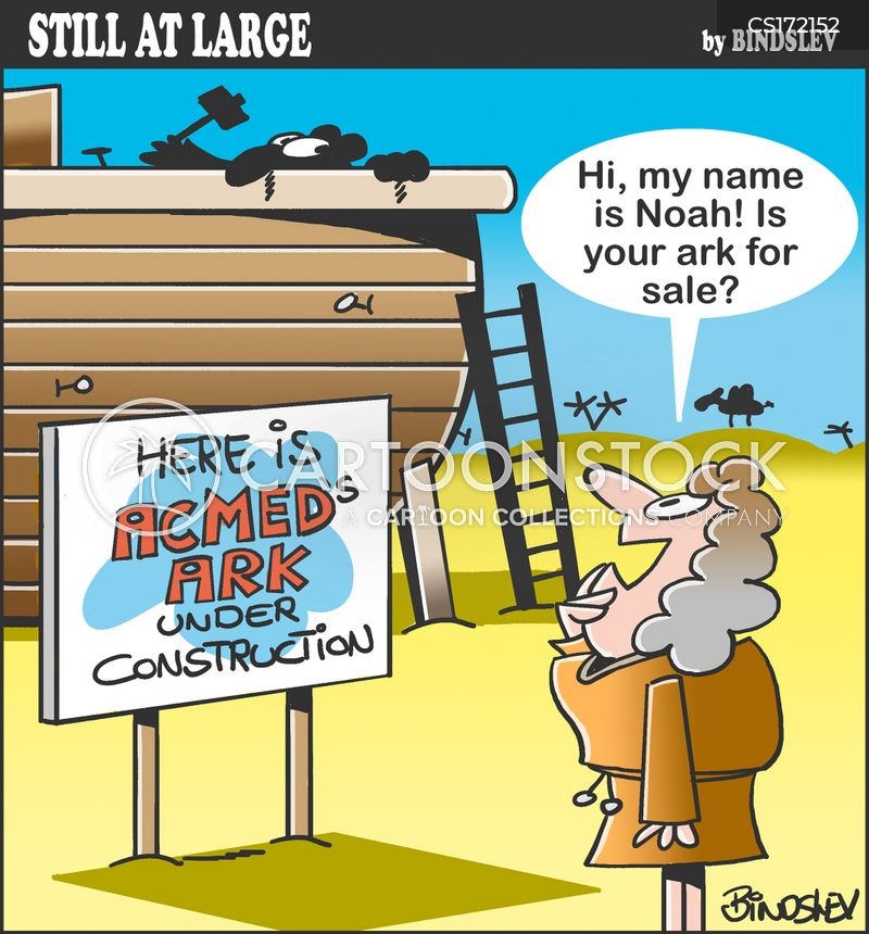 ship builders cartoon