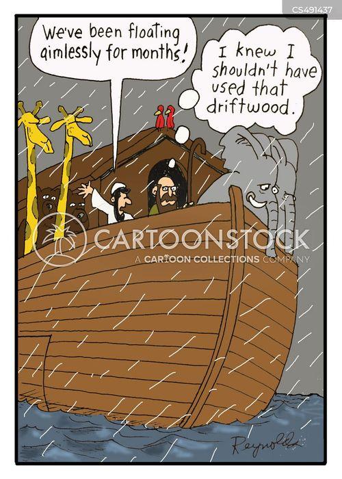 drifters cartoon
