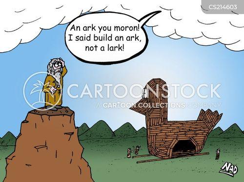 larks cartoon
